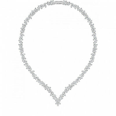 SWAROVSKI Collana Donna Collezione Diapason V All-Around 5184273