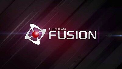 Clickteam Fusion 2.5 Standard