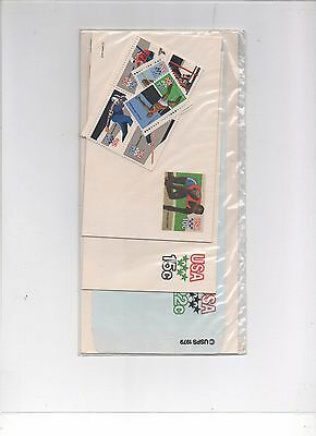 United States - Factory Sealed Complete 1979 Olympic Set