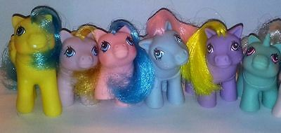 My Little Pony lot bundle x6 Baby Wiggles Giggles Pictures + more fab condition