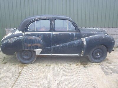 Austin A40 Somerset 1954 Classic Project Spares Repairs Barn Find Unfinished Pro