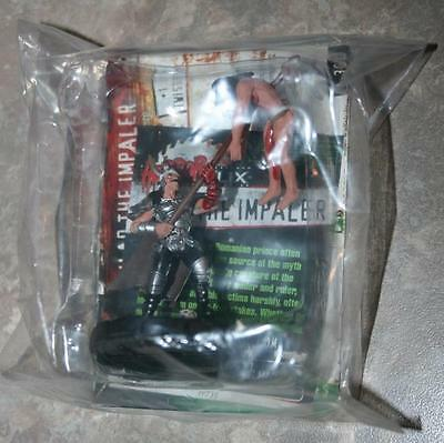 Vlad the Impaler WizKids Horrorclix Collectible 2006 Sealed 300 Lab Convention