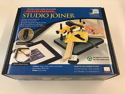 Logan F-300-1 Studio Picture Frame Joiner