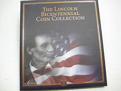 The Lincoln Bicentennial Coin Collection Binder