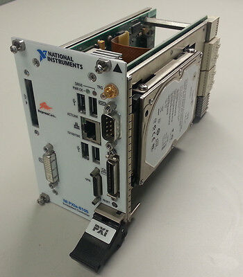 National Instruments PXIe-8105 2.0 GHz Dual-Core PXI Express Embedded Controller