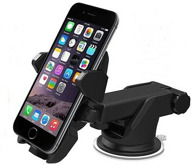 Universal Car Windshield Dash Mount Mobil Cell Phone Holder for iPhone 6 7 Plus