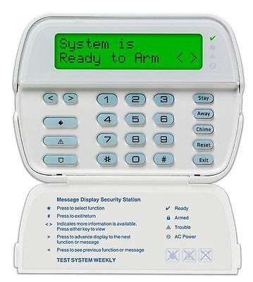 DSC  KEYPAD Security System Keypad - Icon - Wired PK5501 BRAND NEW IN A BOX