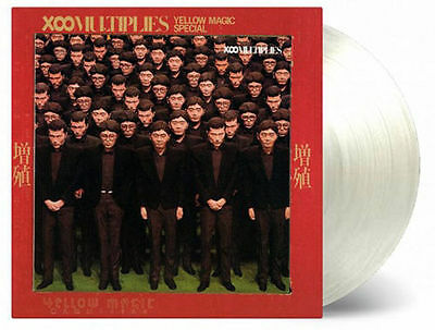 Yellow Magic Orchestra - XOO Multiples 180g CLEAR COLOURED vinyl LP YMO