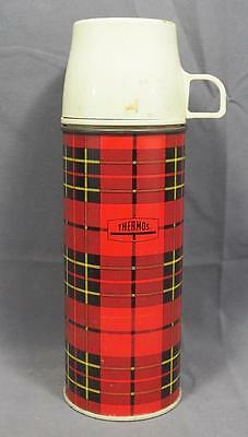 Vintage Thermos 1 Pint Vacuum Thermos Bottle