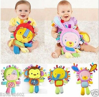 Plush TAG Toys - Early Developmental Toy