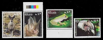 2013 Bolivia Wild  Fauna In Danger Of Extinction