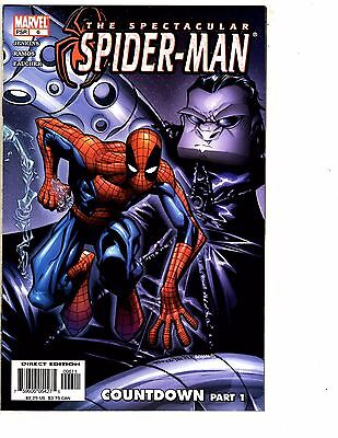 Lot Of 5 Spectacular Spider-Man Marvel Comic Books # 6 7 8 9 10 NM 1st Print AK9