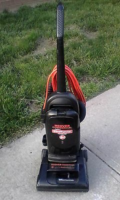 Hoover Commercial Windtunnel Upright Bagged Vacuum Cleaner C1703900