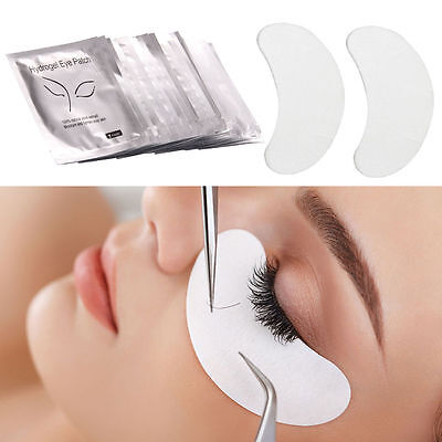 Eyelash Lash Extension Under Eye Gel Pads Lint Free Eye Patches frce