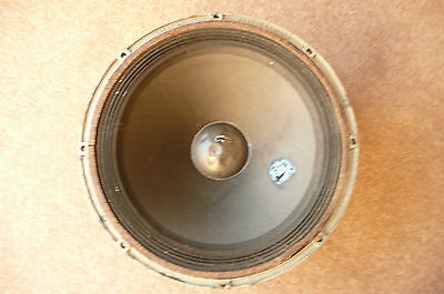 Celestion 1960S Vintage  15 Inch Pa Bass Speakers 250W Rms 15 Ohms