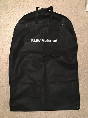 Authentic BMW Motorrad Zip Garment Travel Bag