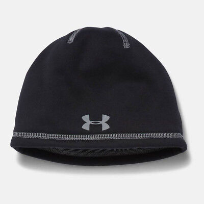 Under Armour Boy's Elements 2.0 Beanie Black/Steel