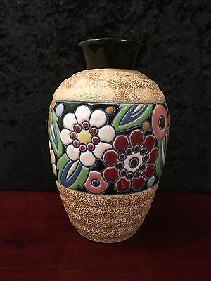 """Art Deco Imperial Amphora Vase Made In Greece """"STUNNING"""""""