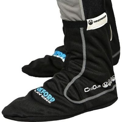 Oxford Chillout Thermal Motorcycle Windproof Socks Bike Winter Warm