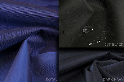 1500D STRONG Rain Cover Canvas fabric Waterproof Sheet Material SOLD BY METER