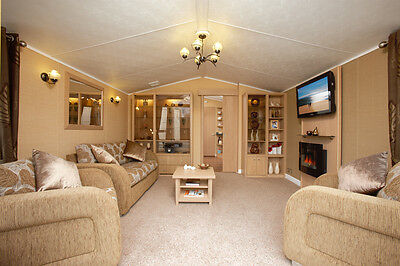 Luxury Willerby Static Caravan Holiday Home For Sale East Yorkshire Hornsea
