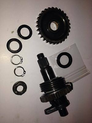 DT125RE kickstart parts to replace starter motor  DT 125 RE  Will fit DT125X