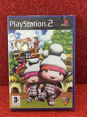 Iron Chef UK PAL PS2 PlayStation 2 Brand New/Sealed