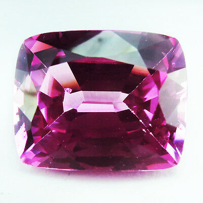15.50ct-EXCELLENT-TOP-PINK-TOPAZ-CUSHION-LOOSE-GEMSTONE