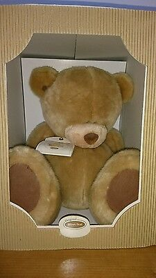 Rare Large Original Brown Bear Tatty Teddy Collectors Gift / Valentines Day Gift