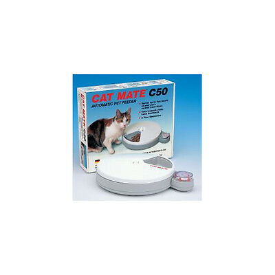 Pet Mate C50 Cat 5 Meal Feeder With 2 Ice Packs
