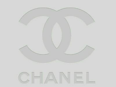 COCO CHANEL logo photograph 3 - quality glossy A4 print