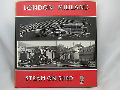 London Midland Steam On Shed 2. British Railways. Bradford Barton