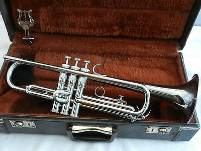 1972 Vintage F.E. Olds Special NL-10 Trumpet - Smooth Valves - Superb Player