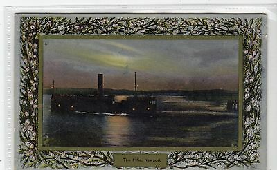 THE FIFIE, NEWPORT: Fife postcard (C10384)