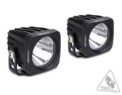 Denali DX Xtreme Spot Dual Intensity LED Lighting Kit With Full Wiring Harness A