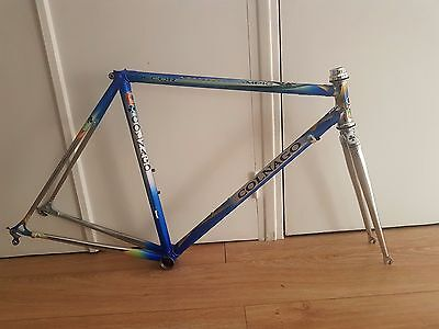 COLNAGO MASTER OLYMPIC 1994 / 52 CAMPAGNOLO RECORD headset and screw frame cadre