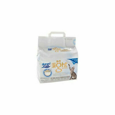 Pettex Sepicat Clumping Ultra Light Cat Litter Natural 10litre