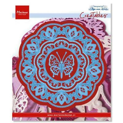 Marianne Design Creatables Cutting Dies - Anja's Butterfly LR0454