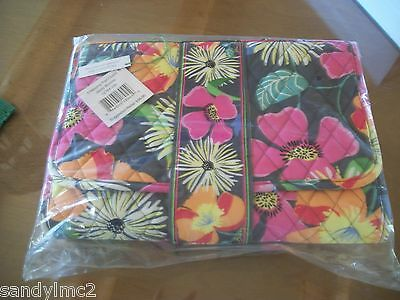 NWT Vera Bradley New Baby Jazzy Blooms  Changing Pad Clutch