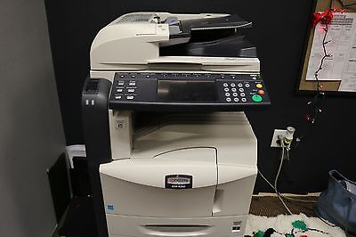 Kyocera KM-4050 Network Laser Printer/Copier/Scanner