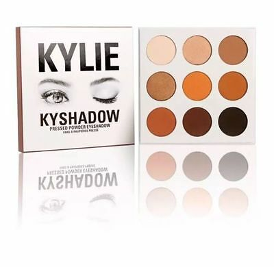 NEW Kylie Jenner The Bronze Palette 9 COLOUR PALETTE BNIB UK SELLER