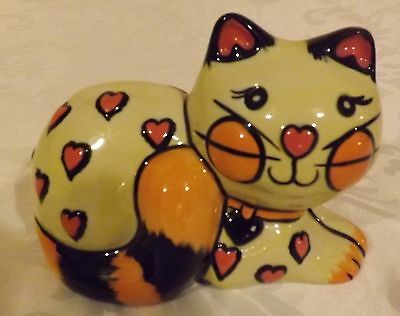Lorna Bailey Cat VALENTINE Limited Edition 32/75