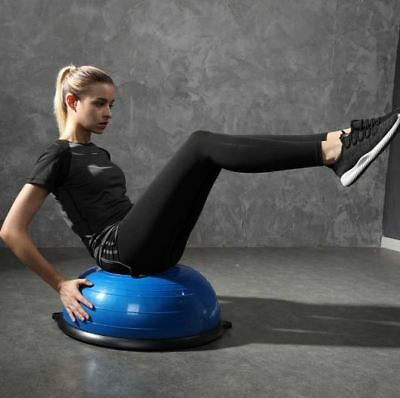 Bosu Balance Ball Trainer Strength Training Equipment Yoga Endurance Workout