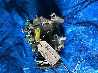 Ford Fiesta Focus Fusion Mazda Connect Van Air Con Pump Ys4H-19D629-Ad Aa Ab Ac