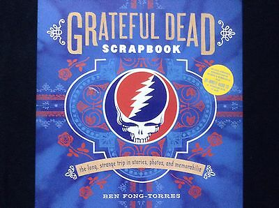 Grateful Dead Scrapbook Special Edition : The Long, Strange Trip in Stories, Pho