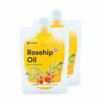 ROSEHIP OIL - ORGANIC 200ml - 100% PURE & NATURALLY UNSCENTED - FREE SHIPPING