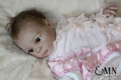 """Jake by Donna RuBert  20"""" Unpainted Reborn doll kit only."""