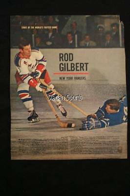 Lot of 17 Star Weekly Weekend Mag. Player Profiles  1958-67 RARE  Horton  Plante