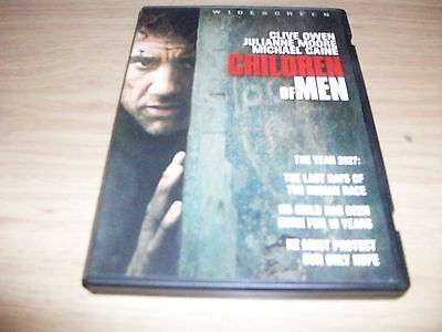 Sy Fy Movie: Children Of Men!! Used & In Excellent Condition!!! Clive Owen!!!!