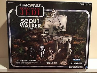 Star Wars Vintage Collection SCOUT WALKER / AT-ST       MIB